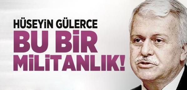 Gülerce'den Erdoğan'a destek savcılara tepki: Militanlıktır