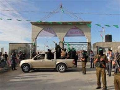 Hamas, Mısır'dan çalınan arabaları iade ediyor