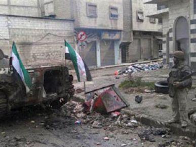 Humus'ta katliam: Yüzlerce ölü var