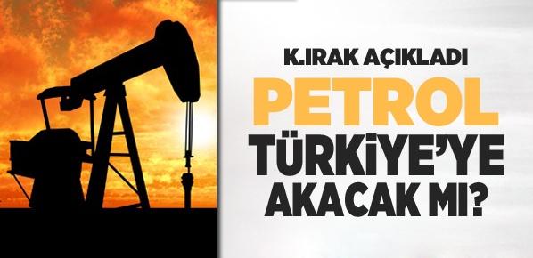 IKBY: Petrol akışı devam edecek