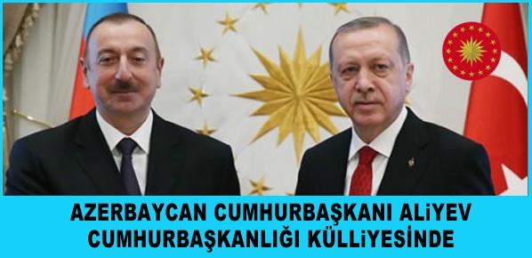 İlham Aliyev Cumhurbaşkanlığı Külliyesinde