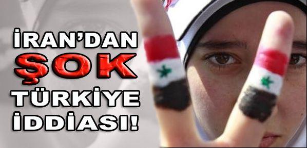 İran'dan şok Türkiye iddiası!