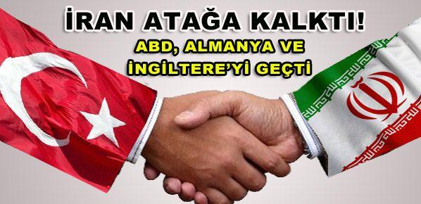İran'dan Türkiye'ye akın