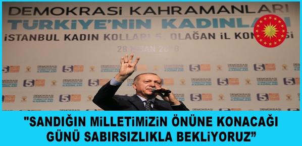 İstanbul büyüdükçe Türkiye de büyür