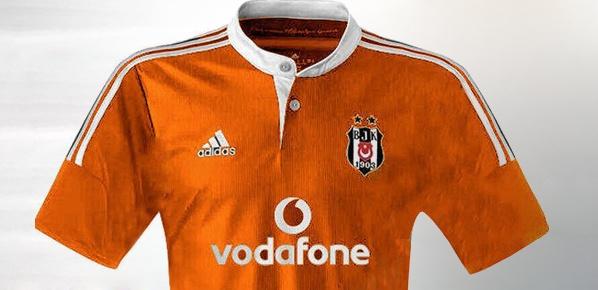 İşte Beşiktaş'ın yeni forması