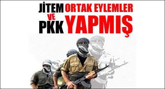 JİTEM ve PKK sistematik olarak ortak infazlar yaptı