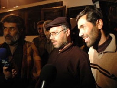 Kaçırılan İranlılar İstanbul'a gönderildi