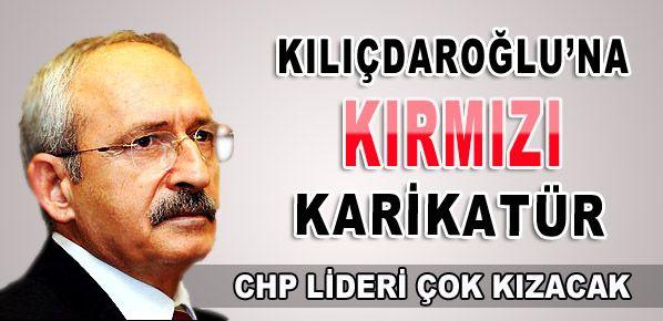 Kılıçdaroğlu Akşam karikatürünü görmesin