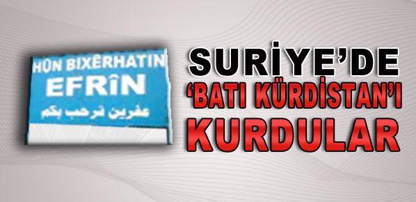 Kürt muhalifler özerklik ilan etti