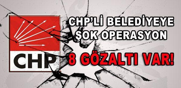 Kuşadası Belediyesi'ne operasyon: 8 gözaltı