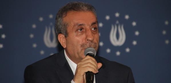 Mehdi Eker, FETÖ'nün DAEŞ'ten, PKK'dan hiçbir farkı yok