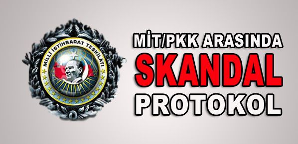 MİT ve KCK protokolleri