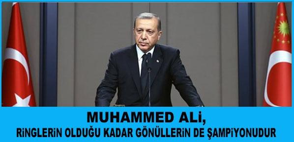 Muhammed Ali'nin Her Yumruğu, Milyarlarca Mazluma Umut Verdi