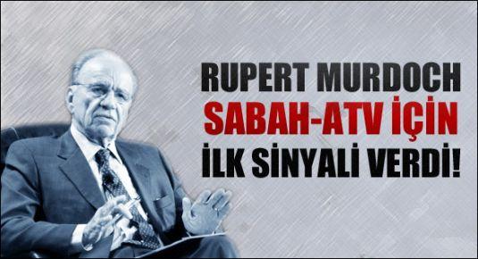 Murdoch'tan Erdoğan'a ziyeret