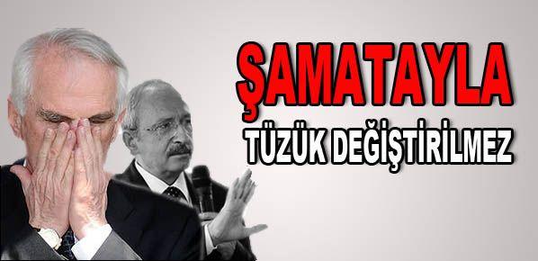Önder Sav'dan Kılıçdaroğlu'na sert tepki