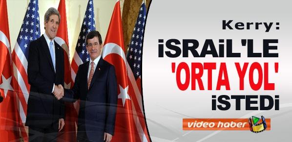 Ortak basın toplantısında İsrail polemiği