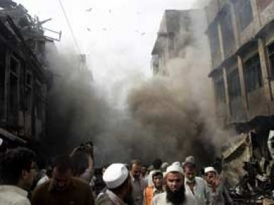 Pakistan'da patlama: 7 kişi öldü