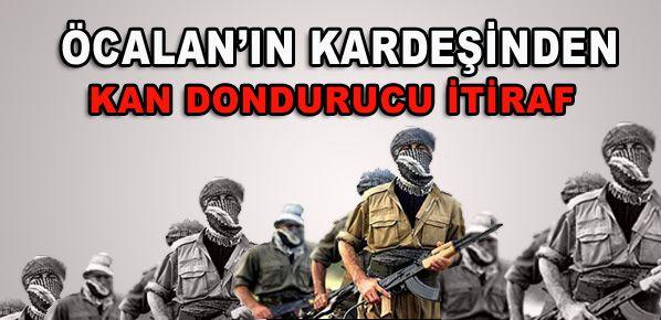 PKK'da emir komuta ile infaz
