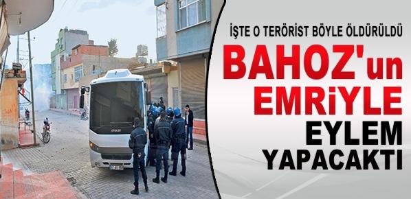 PKK'nın Mardin Bakok bölge sorumlusu öldürüldü