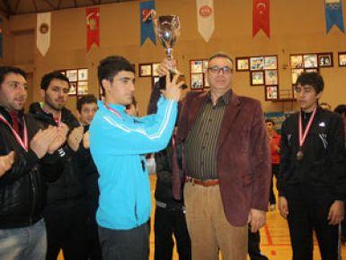 Pursaklar Belediyesi şampiyon oldu