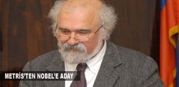 Ragıp Zarakolu Nobel'e aday