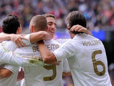 Real Madrid'in dostluğu parayla!