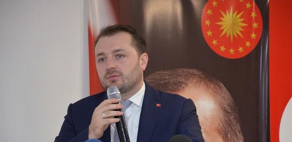 Recep Tayyip Erdoğan'ın partisinin güçlü olması dünya mazlumlarına umut oluyor