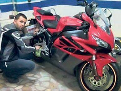 Rüyası, genç motorcuyu ölüme götürdü