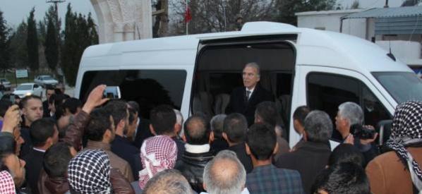 Şahin, Kilis'teki bomba Suriye'den atılmışsa güvenlik güçlerimiz gereği ne ise yerine getirir