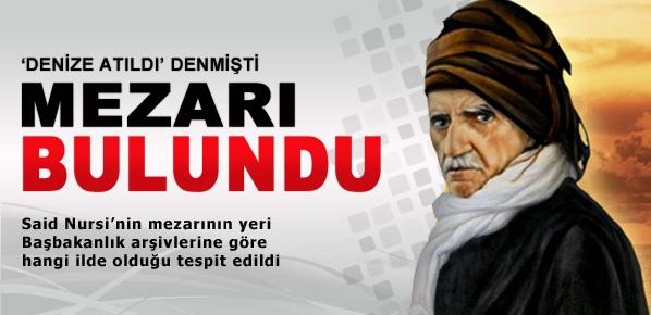 Said Nursi'nin mezarının bulunduğu il