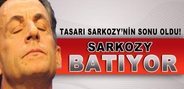 Seçim yaklaştıkça Sarkozy siliniyor