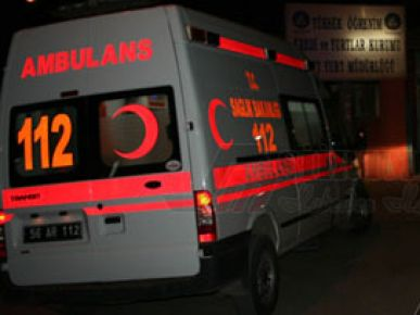 Servis otobüsü takla attı: 32 yaralı