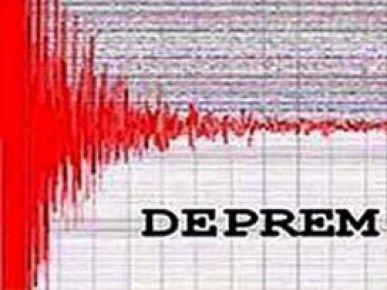 Sincan Uygur Özerk Bölgesinde 5,3 şiddetinde deprem