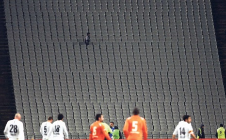 Spor Toto Süper Lig tezahürata muhtaç