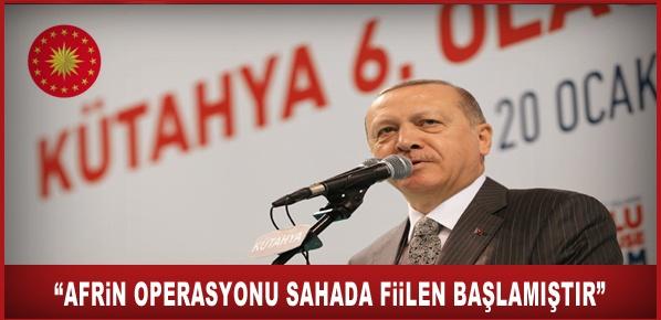 Suriye güvende olmadan Türkiye'nin de güvende olmayacağını biliyoruz