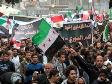 Suriye halkı yüzde 89,4 'Evet' dedi