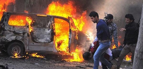 Suriye'de son 1 haftada 1014 kişi öldü