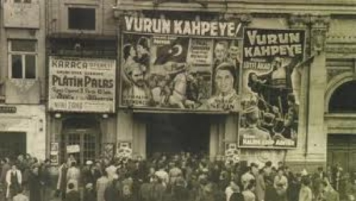 Tarihi Emek Sineması'nda son perde