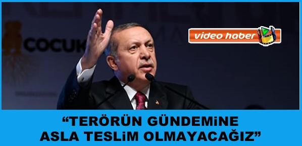"""Cumhurbaşkanı Erdoğan, """"DOST, DOSTLUĞUNUN GEREĞİNİ YAPMALI"""""""