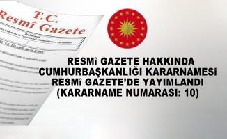Personel alımına ilişkin tüm ilanlar Resmi Gazete'de yayımlanacak
