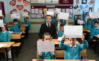 Bakan Selçuk, öğrenciler için mektup kaleme aldı