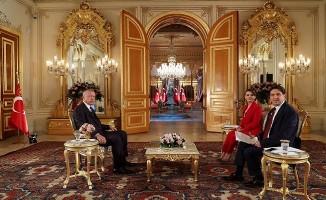 Başkan Erdoğan, TGRT Haber ve Beyaz TV ortak yayınına katıldı