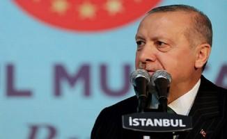 Erdoğan, İstanbul Muhtarları ile iftar programında