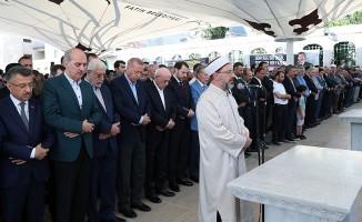 Erdoğan, Muhammed Mursi'nin gıyabi cenaze namazına katıldı