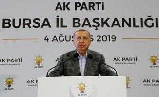 Her platform ve her zeminde Türkiye'nin başını dik tuttuk