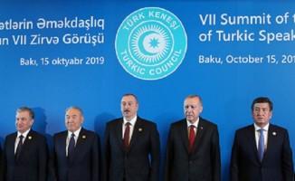 Türk Konseyi 7. Zirvesi başladı