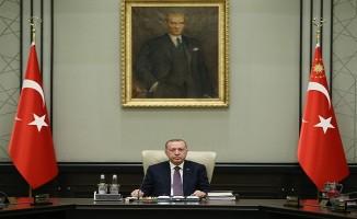 MGK olağan toplantısı, Cumhurbaşkanlığı Külliyesinde gerçekleştirildi