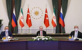 Türkiye, Rusya ve İran arasındaki kritik zirve