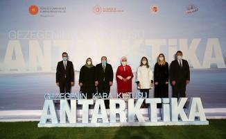 Emine Erdoğan: Bilim seferlerinin içinde kadın araştırmacılarımız var