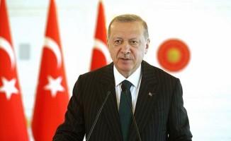 Erdoğan, Haksızlık ve hukuksuzluk karşısında susmak bir Müslümana yakışmaz